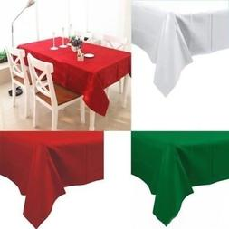 hot 54 x108 peva dining table cover