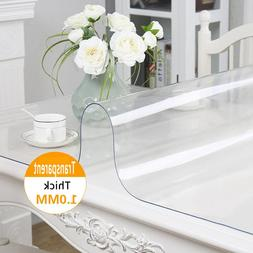 Hot Waterproof PVC Soft Durable <font><b>Clear</b></font> Ta