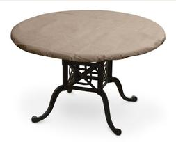KoverRoos III 31560 50-Inch Round Table Top Cover, 54-Inch D