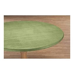 Illusion Weave Vinyl Elasticized Table Cover by HSK