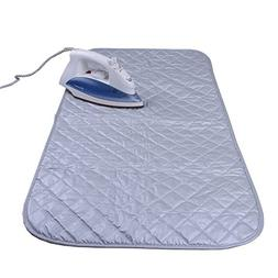 Ironing Pad Mat Portable Travel Ironing Blanket Cotton Thick