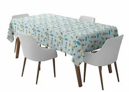 S4Sassy Kids Party Dining Table Cover Protector s For Partie