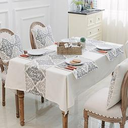 HWY 50 Kitchen Linen Embroidered Set