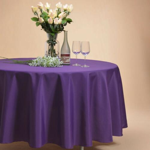"""120"""" Inch Round Table Parties US"""