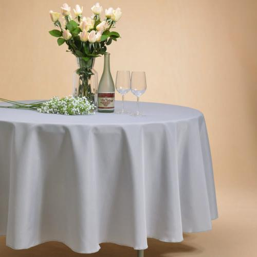"""120"""" Inch Table Cover Parties Dinner"""