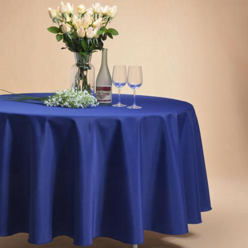 """120"""" Inch Table Parties Dinner"""