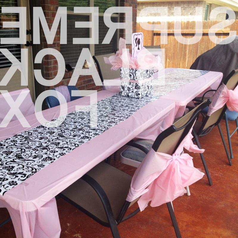 "10pcs Table 54"" x Birthday Wedding"