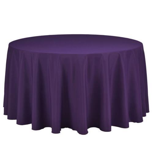 VEEYOO Linen Table for Buffet Wedding More