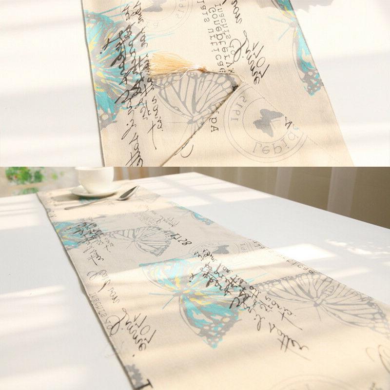 1Pc Cotton Table
