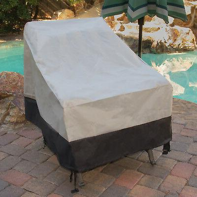 Reusable 3 Outdoor Chair and Table Cover
