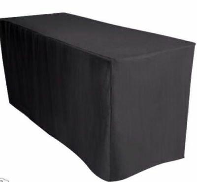 4' Fitted Polyester Table Event