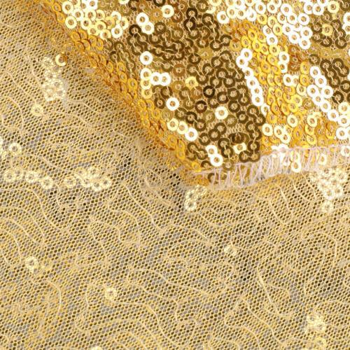 """48"""" Table Cloth Cover Bling"""