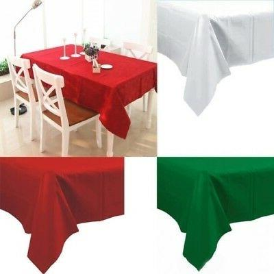 54 x 108 peva dining table cover