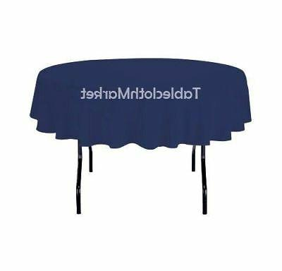 """58"""" Tablecloth 24 Table Cover Wedding"""
