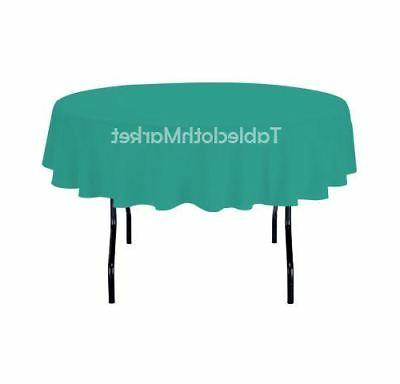 """58"""" Tablecloth 24 Cover Catering"""