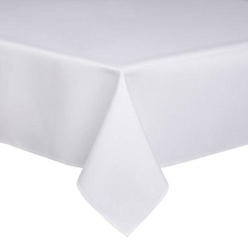 """60""""X102"""" Rectangle Table Cover Wedding"""