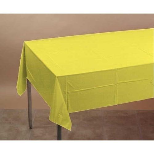 710228 mimosa tissue poly tablecover