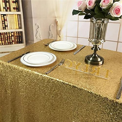 Tablecloth Wedding Linens