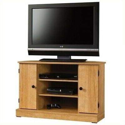 Sauder 412996 Beginnings Corner TV Stand,  For TV's up to 40