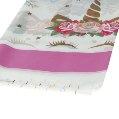 tablecloth table cover kids party decor S6