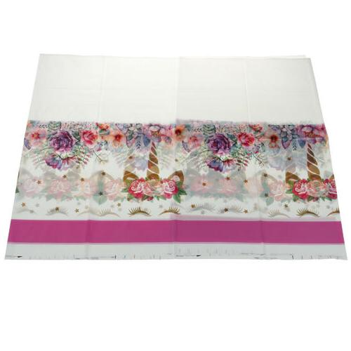 tablecloth cover party decor S6