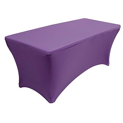 Your Chair Covers - Rectangular Fitted Stretch Spandex Table