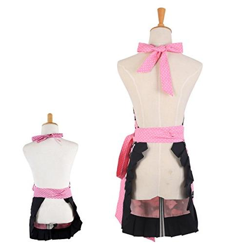 Surblue 2 Adjustable Bib Apron Mom Kids Clothes