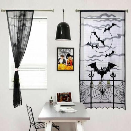 Black Lace Table Runner Cloth