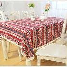 boho lace tablecloth table cover tea bedside