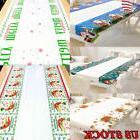 Christmas Festival Dinner Table Cover Decor Rectangular Disp