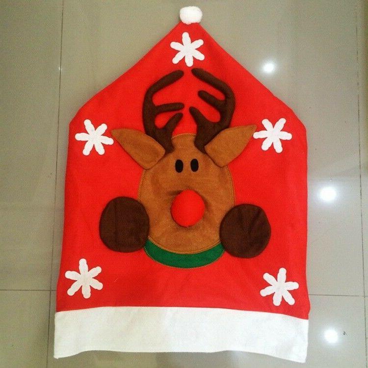 Christmas Table Cloth 3 Xmas Chair Holiday