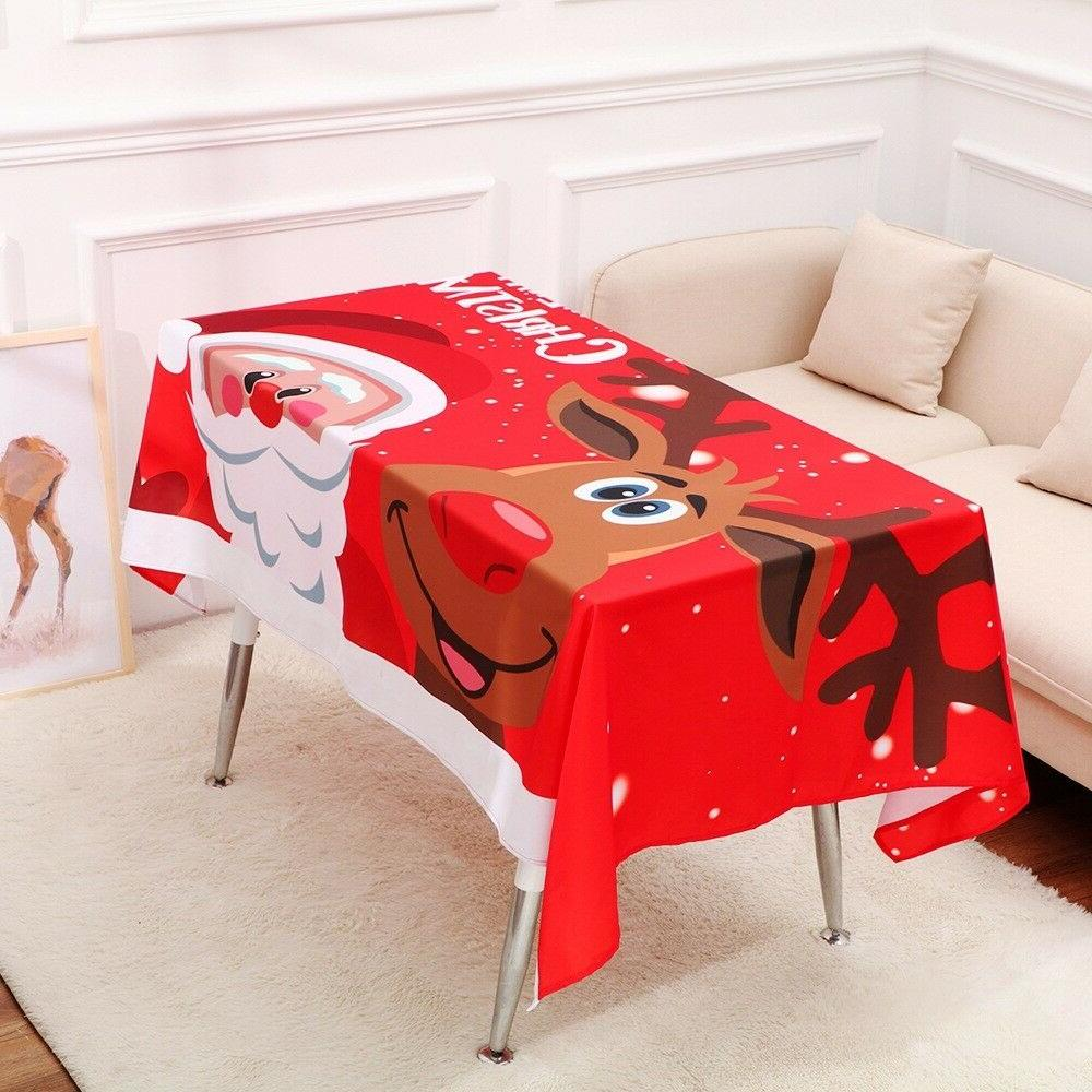 Christmas 3 Chair Holiday Dinning Table Decoration