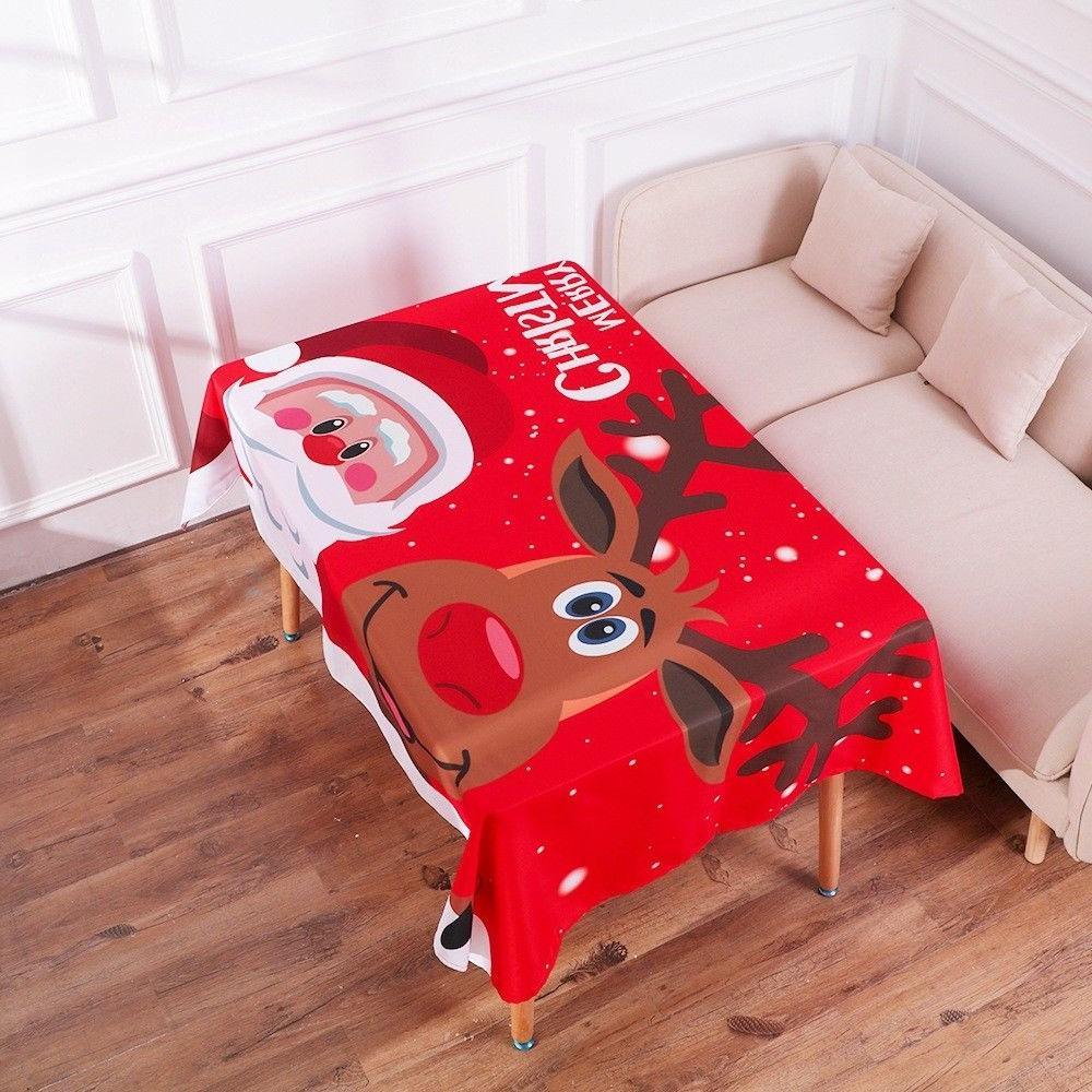 Christmas Table 3 Covers Holiday