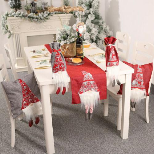 Christmas Table Table Party Cotton
