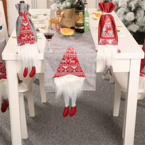 Christmas Table Runner Vintage Table Party Cotton