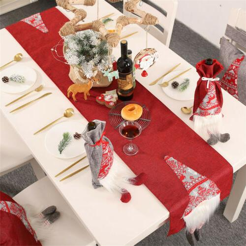 Christmas Runner Table Cover Party