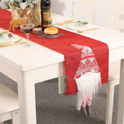 Christmas Table Table Cover Decoration Home Party tapestry