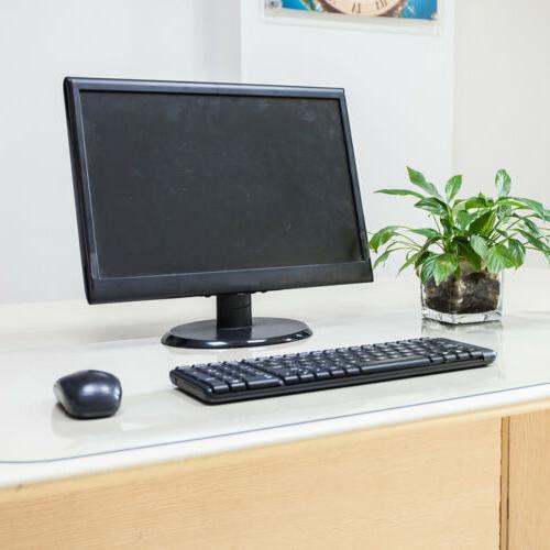 "35""x19"" PVC Table Non-Slip Desk"