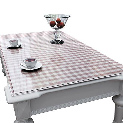 VALLEY Cover PVC Soft Dining Pad Wooden,