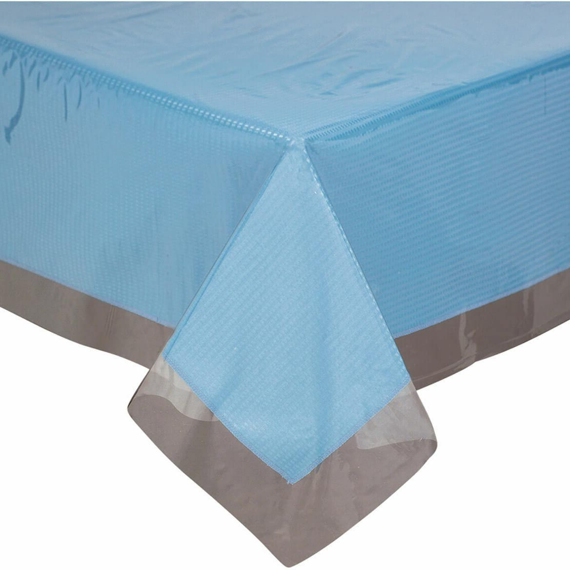 clear tablecloth protector heavy duty table cover