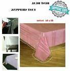 Clear Vinyl Tablecloth Heavy Duty Plastic Table Protector Co