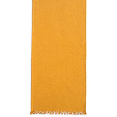 DII Cotton Heavyweight Fringe Spring, Family Everyday Use Solid