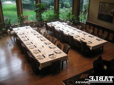CUSTOM DINING TABLE PADS & 1 EXTENSION LEAF PAD - TABLE PAD
