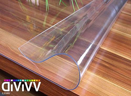 VViViD 20mil Premium Crystal Clear Multi-Purpose Heavy-Duty