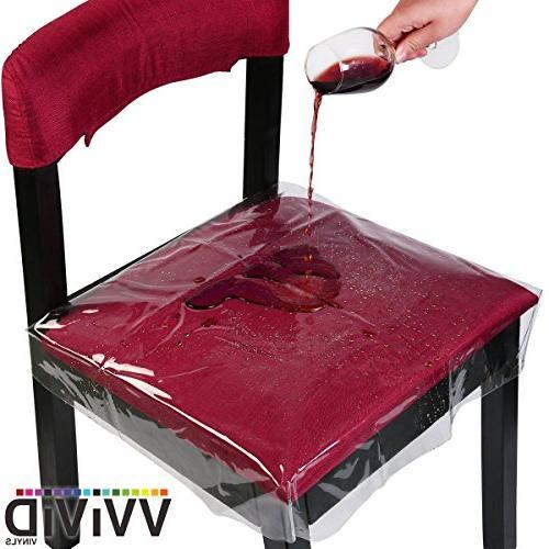 VViViD 20mil Crystal Clear Vinyl Fabric Protective