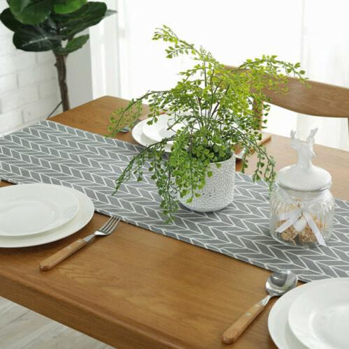 Decorative Table Cloth Linen Rectangular Cover High Quality