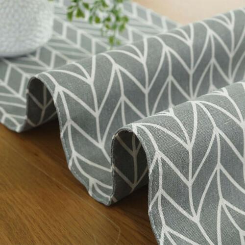 Decorative Linen Rectangular Dining Cover