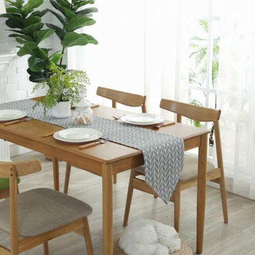 Decorative Table Cloth Linen Rectangular