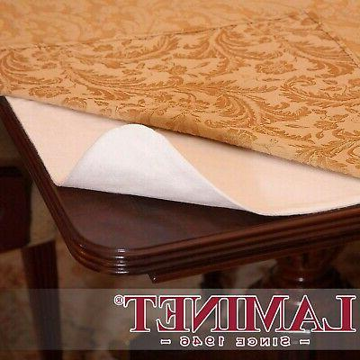 """Deluxe Heavy Duty Cushioned Table Pad Size: 52"""" W x 90"""" D ,"""