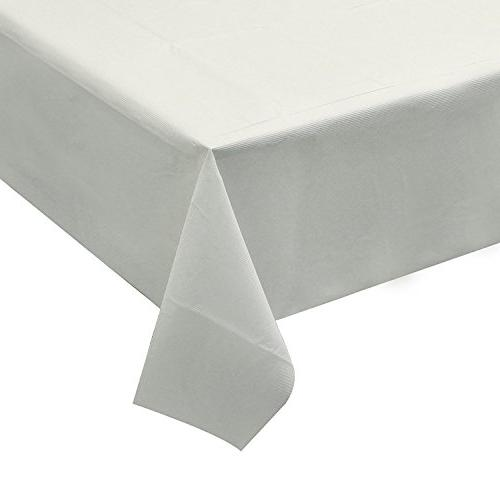 "Party Disposable Table Cover | X 108"" of"